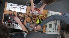 Techno Workshop für Kinder und Jugendliche
