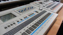 Roland TR-727 + TR-707